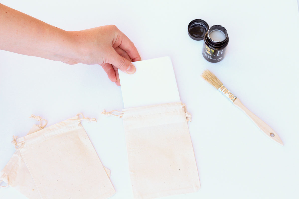 how to make party favor bags